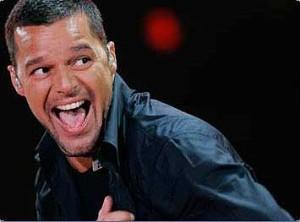 Página oficial de Ricky Martin