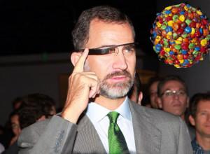 El Rey Felipe y sus dudas existenciales con la máquina de los M&Ms