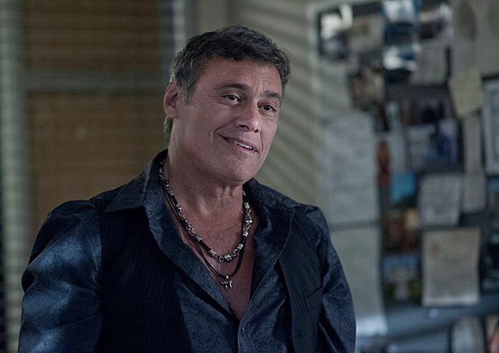 Steven Bauer, ex marido de Melanie Griffith, en una escena de Ray Donovan.
