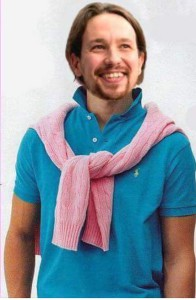 Pablo Iglesias en un divertido meme
