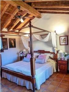 La cama de los marqueses