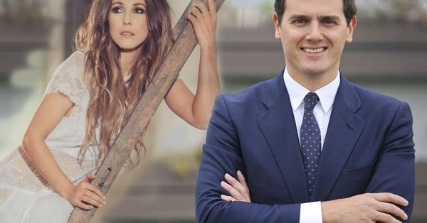 malu y albert rivera