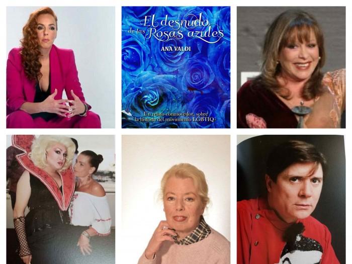 El desnudo de las Rosas Azules, y sobre Massiel, Rocío Carrasco, Jesús Vázquez